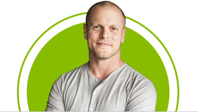 Tim Ferriss, bestselling author of The 4-Hour Work Week, uses Crazy Egg Confetti reports.